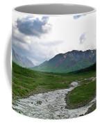 Alaska Denali National Park Landscape 1 Coffee Mug