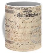 Alaska Purchase: Check Coffee Mug