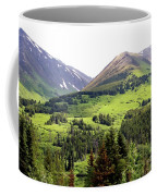 Alaska Scenery II Coffee Mug