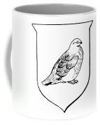Alaska: State Bird Coffee Mug