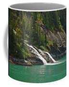 Alaska Tracy Arm Coffee Mug