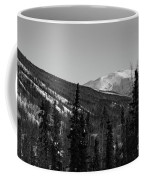Alaska Wilderness Bw Coffee Mug