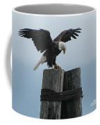 Alaskan Bald Eagle Coffee Mug