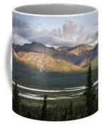 Alaskan Glacial Valley Coffee Mug