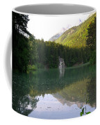 Alaskan Lake Coffee Mug