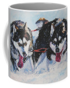 Alaskan Malamute Strong And Steady Coffee Mug