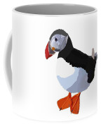 Alaskan Puffin Coffee Mug