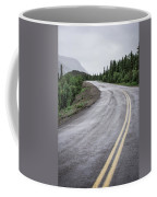 Alaskan Road Coffee Mug