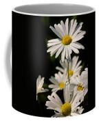 Alaskan Shasta Daisy Coffee Mug