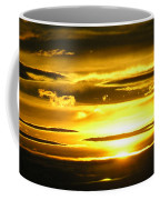 Alaskan Sunset Coffee Mug