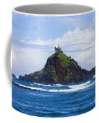 Alau Islet, Fisherman Coffee Mug