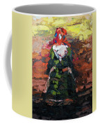 Albanian Traditional Costumes Coffee Mug