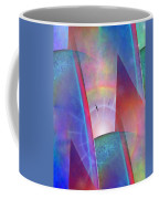 Albatross Rising Coffee Mug