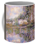Alberi Sul Fiume Coffee Mug