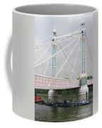 Albert Bridge Coffee Mug