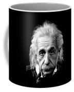 Albert Einstein Circa 1952 Coffee Mug