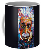 Albert Einstein Genius Coffee Mug