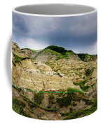 Alberta Badlands Coffee Mug