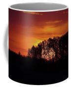 Alberta Sunset Coffee Mug