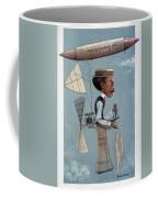 Alberto Santos-dumont Coffee Mug