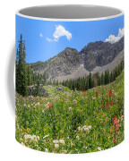 Albion Summer Flowers Coffee Mug
