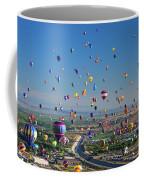 Albuquerque Balloon Fiesta Coffee Mug