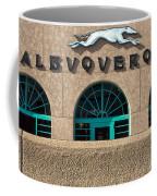 Albuquerque Hound Coffee Mug