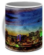 Albuquerque New Mexico Skyline Coffee Mug