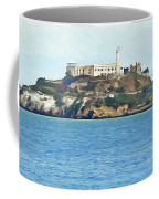 Alcatraz Coffee Mug