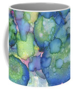 Alcohol Ink #2 Coffee Mug