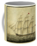 Alcono Sailing Vessel Coffee Mug