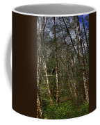 Alders At Camp 18 Coffee Mug