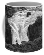 Aldeyjarfoss Waterfall Iceland 3381 Coffee Mug