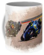 Aleix Espargaro Team Suzuki Ecstar Coffee Mug