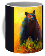 Alert - Black Bear Coffee Mug