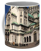 Alexander Nevsky Cathedral Coffee Mug