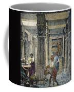 Alexandria: Library Coffee Mug