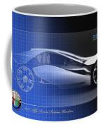 Alfa Romeo Bertone Pandion Concept Coffee Mug