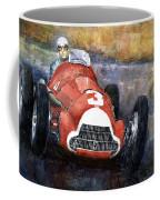 Alfa Romeo158 British Gp 1950 Luigi Fagioli Coffee Mug