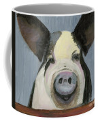 Alfred The Boar Coffee Mug