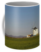 Algarve Windmill Coffee Mug by Heiko Koehrer-Wagner