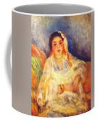 Algerian Woman Seated 1882 Coffee Mug