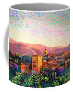 Alhambra, Granada, Spain Coffee Mug