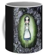 Alice In The Deadly Garden Coffee Mug