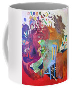 Alice..to The Moon Coffee Mug