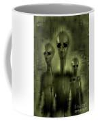 Alien Brothers Coffee Mug