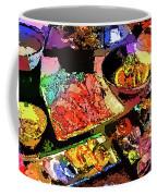 Alien Food Delicacies Coffee Mug