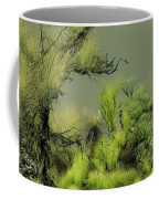 Alien Garden 2 Coffee Mug