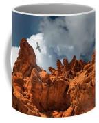 Alien Landscape Valley Of Fire Coffee Mug