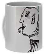 Alien Lick Coffee Mug